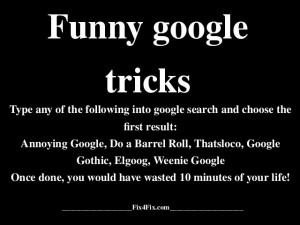 Google Search Tips & Tricks to search better!