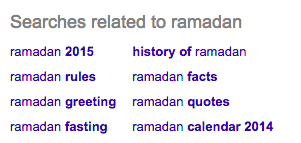 RAMADAN 2015 – DIGITAL TRENDS.