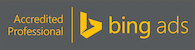 Bing partners Badge