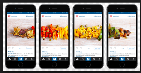 How to use different Ad Types on Instagram