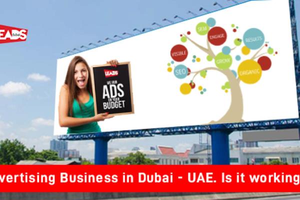MOBILE ADVERTISING | Leads Dubai