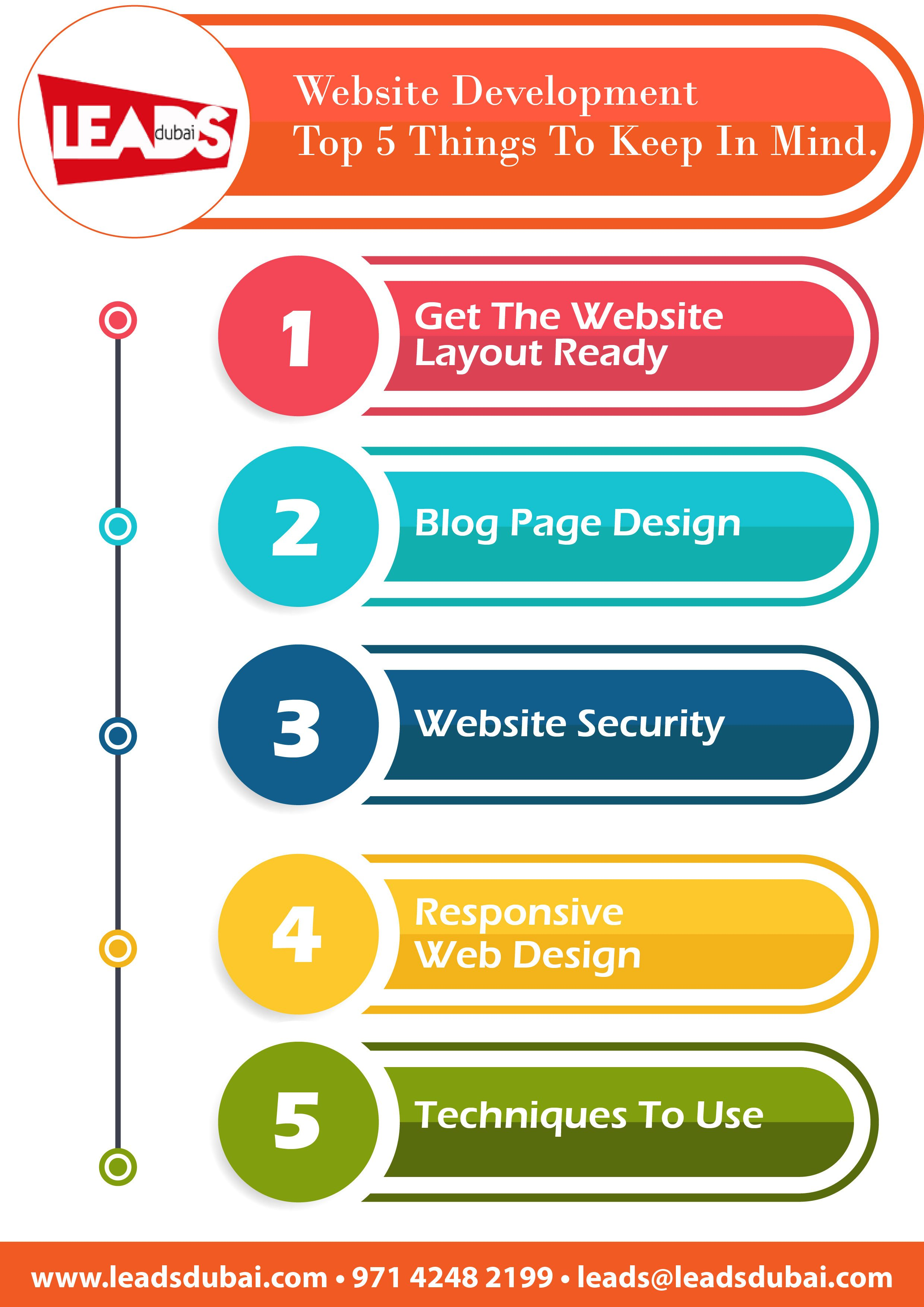 Web Development Tips